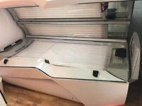 Ergoline Excellence Lie Down Sunbeds - £3,900 each installed & delivered 2nr available