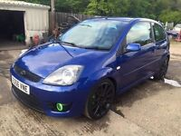 ** NEWTON CARS ** 06 56 FORD FIESTA 2.0 ST, 3 DOOR, GOOD COND, LOW MILES, MOT MAY 2017, P/EX POSS