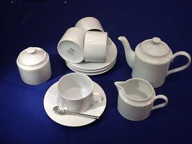 TEA SET - MARKS & SPENCER'S 'MAXIM' CROCKERY - STILL AVAILABLE IN STORE