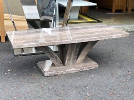 Ex-display Beautiful marble coffee table