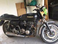 Honda CB750 1978 cb 750 cafe racer?