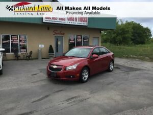 2011 Chevrolet Cruze LT Turbo CERTIFIED!!!!!!