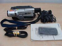 rent Sony Digital8 DCR-TRV320E 8mm Hi8 playback Manchester