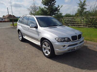 2004 54 BMW X5 3.0 SPORT AUTO, FACELIFT MODEL, LOW MILES, 4X4, PX WELCOME