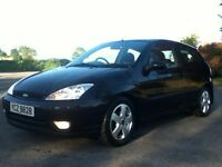 *!*LOW MILES*!* 2004 Ford Focus 1.6 Zetec **FULL YEARS MOT** **HPI CLEAR**