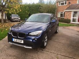 BMW X1 2011 18D SE SDrive *low mileage* REDUCED FOR QUICK SALE