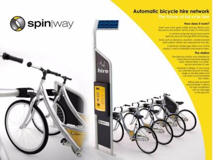 Bicycle Hire Vending Machines Mooloolaba Maroochydore Area Preview
