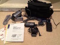 EXCELLENT CONDITION Sony Digital Handycam Video Recorder