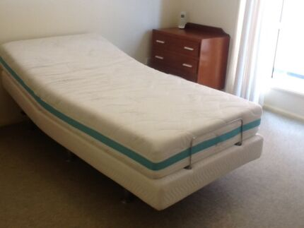 Electric King Single Bed With Massage Component.