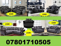 SOFA DFS SOFA RANGE 3+2 OR CORNER SOFAS BRAND NEW FAST DELIVERY LAZYBOY 315