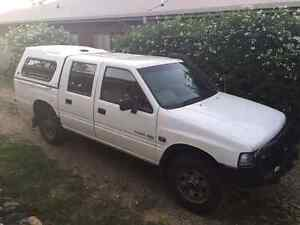 WANT TO BUY 2.8 DEISEL RODEO 4JB1T TF DUAL CAB UTE WRECK/COMPLETE South Albury Albury Area Preview