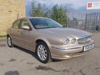 Jaguar x-type 2.5 v6 auto cheap luxury car