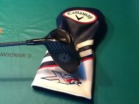 Callaway xr driver 2015 model project x 5.5 shaft 12' loft used 10 times at most. £100