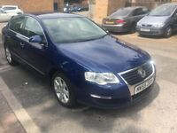 VW PASSAT TDI 2.0 DIESEL SPARE OR REPAIR MOT EXPIRED LEFT WING DAMAGE AND CLUTCH BERIN MAKE NOISE