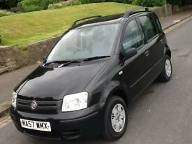 2007 FIAT PANDA 1.3 DIESEL DYNAMIQUE 5 DOOR IN SUPERB CONDITION