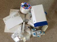 Various Alarm Items New
