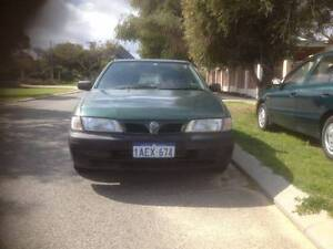 1995 Nissan Pulsar Hatchback North Beach Stirling Area Preview