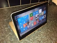HP Pavilion Touchscreen Laptop - Black and Gold