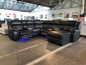 Cobra Home theatre suite ( electric recliners) Neon Lights Granville Parramatta Area Preview