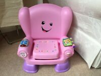 Fisher Price Laugh n Learn Smart Stages Chair
