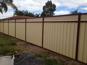 Colorbond fencing and gates Landsdale Wanneroo Area Preview