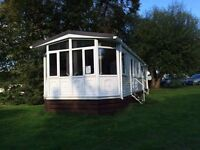 STATIC CARAVAN FOR SALE IN LONDON - SITED ON THE LEE VALLEY CAMPSITE