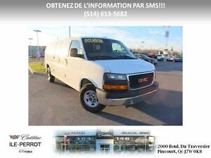 2016 GMC SAVANA CARGO 2500 ALLONGE, CAMERA, GROUP ELEC.