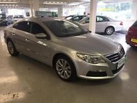 FINANCE AVAILABLE GOOD, BAD OR NO CREDIT**VOLKSWAGEN PASSAT CC 2.0 TDI CR 4DR SALOON**