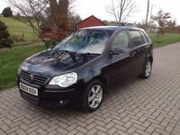 Volkswagon polo match 1.4 tdi 2009