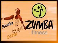 Zumba(R) Fitness Classes