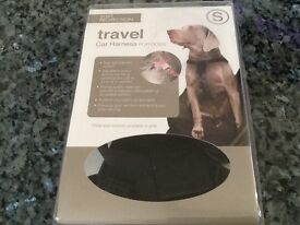 Travel car harness for dogs New.