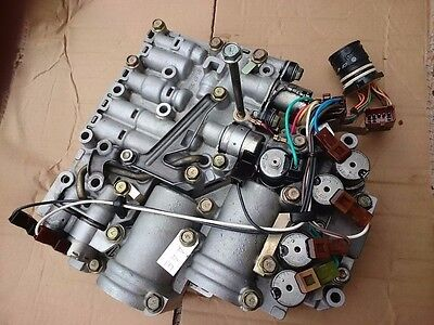 09A VOLKSWAGEN VALVE BODY JF506E VALVE BODY 2000-2008 Golf GTI JETTA