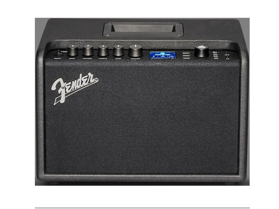 Fender Mustang GT 40 Combo Electric Guitar Amp