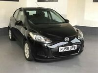 MAZDA 2 TS2 1.4 DIESEL ONLY £30 PER YEAR ROAD TAX