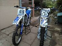 2 Motocross bikes stolen from St George 01/02/16