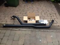 AS NEW Harley Davidson Vance & Hines Big Shot Duals Exhaust System