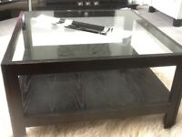 Habitat Black Ash Coffee Table