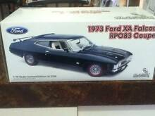 CLASSIC CARLECTABLES MODEL CAR FORD XA RP083 COUPE ONYX BLACK Algester Brisbane South West Preview