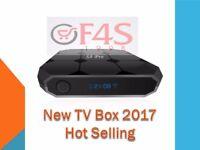 2017 TV Box S8 pro 2GB+16GB Android 7.1 Quad Core 4K Mini PC Amlogic S905w