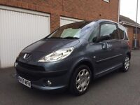 2005 55 Peugeot 1007 1.6 Petrol *Automatic* Ideal For Elderly or Disabled * not kangoo panda wagon r