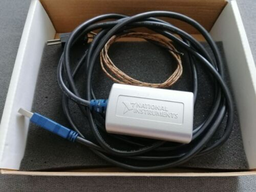 NI USB-TC01 (Temperature Input Device)