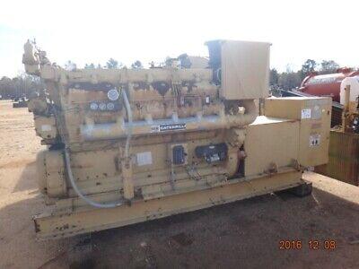 Portec Ep Cat D398 600 Kw Diesel Synchronous Generator