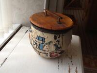 Japanese Egg Jar