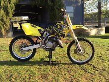 2002 Rm125 Moonbi Tamworth Surrounds Preview