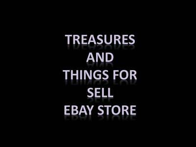 treasures_and_things_for_sell
