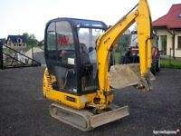 JCB Digger with driver or Self drive Also plant hire BEST RATES IN EDINBURGH AND MIDLOTHIAN