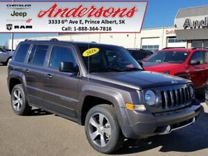 2016 Jeep Patriot High Altitude *Heated Seats/Remote Start*