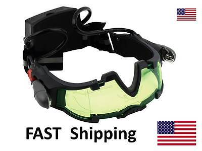 C.O.D. Night Vision Glasses - COD - gamer style online war goggles WWII WW2