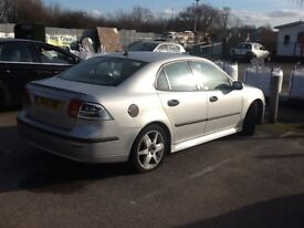 Saab for sale keys are lost drives well long mot part service history,good car just needs keys.