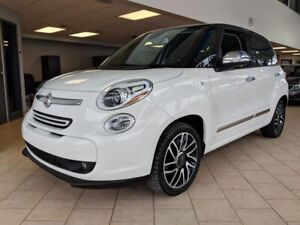 2014 Fiat 500 Lounge Cuir Mags